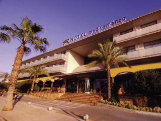Urlaub Benidorm im Hotel Mediterraneo Benidorm