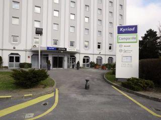 Le Blanc-Mesnil im Hotel Campanile Le Blanc Mesnil