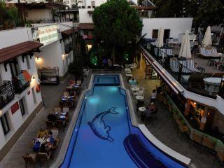 Bodrum im Hotel Istanköy Bodrum