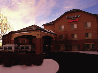 Urlaub Denver im Fairfield Inn Denver Airport