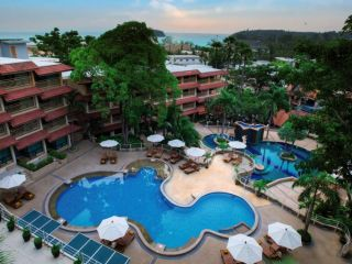Urlaub Kata Beach im Chanalai Flora Resort