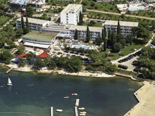 Porec im Hotel Zorna Plava Laguna