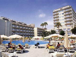 Torremolinos im Hotel Riu Nautilus