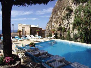 Urlaub Taormina im Hotel Corallo