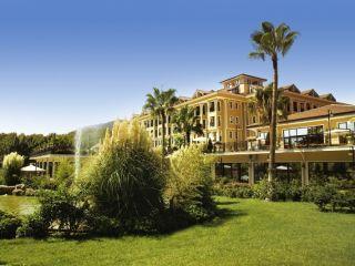 Urlaub Tekirova im Club Hotel Phaselis Rose