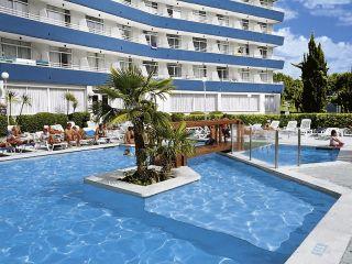 Urlaub Lloret de Mar im Hotel GHT Aquarium & SPA