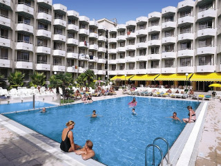 Urlaub Tossa de Mar im Hotel GHT Oasis Tossa & SPA