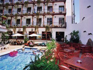 Calella de la Costa im Neptuno Hotel & Apartments