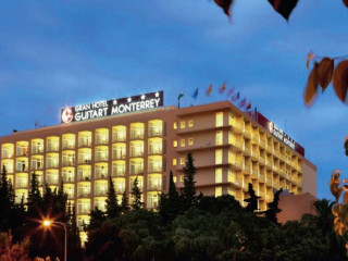 Lloret de Mar im Gran Hotel Monterrey