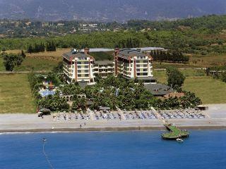 Urlaub Okurcalar im Meryan Hotel