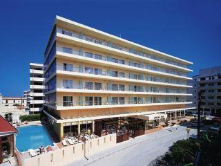 Rhodos-Stadt im Hotel Athena