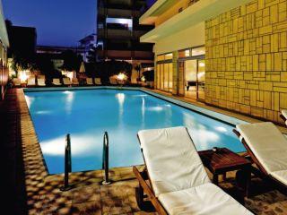 Urlaub Rhodos-Stadt im Hotel Athena