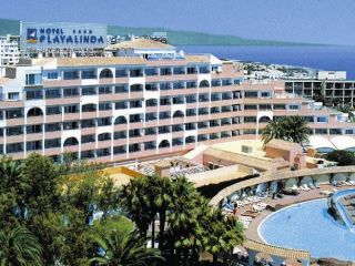 Roquetas de Mar im Playalinda Aquapark & Spa Hotel