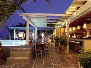 Urlaub Kamari im Sigalas Hotel