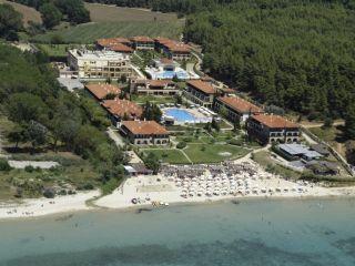 Urlaub Kassandra im Simantro Beach Hotel