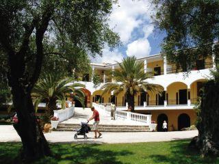 Urlaub Gouvia im Paradise Hotel Corfu