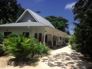 Insel La Digue im Villa Veuve