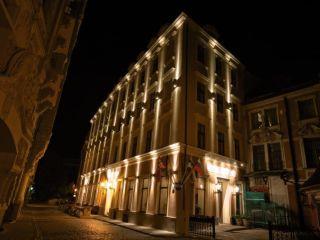 Riga im Hotel Justus