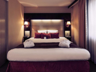 Urlaub Budapest im Mercure Budapest Korona Hotel