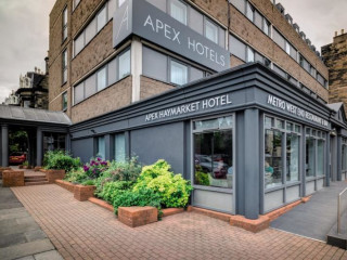 Edinburgh im Apex Haymarket Hotel