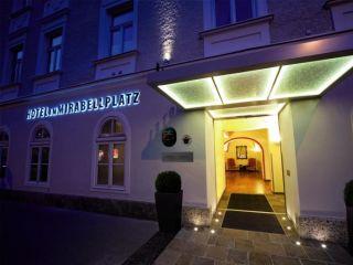 Salzburg im Hotel am Mirabellplatz