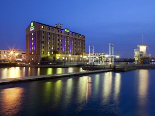 Urlaub Manchester im Holiday Inn Express - Salford Quays