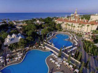 Urlaub Aksu im Swandor Hotel & Resort Topkapi Palace