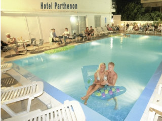 Rhodos-Stadt im Hotel Parthenon City