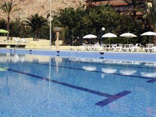 Alicante im Hotel Albahía