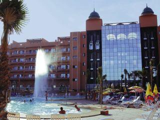 Roquetas de Mar im Hotel Colonial Mar