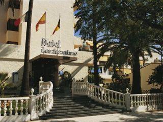 Torremolinos im Hotel Los Jazmines
