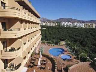 Urlaub Almuñécar im Hotel Victoria Playa