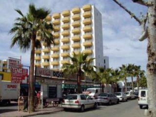 Playa d'en Bossa im Arlanza Jet Apartments Ibiza