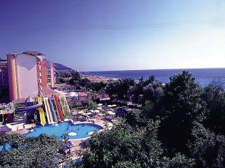 Urlaub Mahmutlar im Alanya First Class Hotel