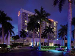 Fort Lauderdale im Hilton Fort Lauderdale Marina