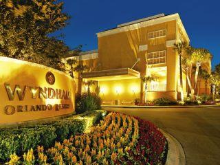 Orlando im Wyndham Orlando Resort International Drive
