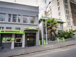 Urlaub Auckland im JUCY Snooze Auckland