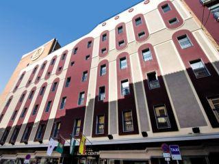 Málaga im Sallés Hotel Málaga Centro