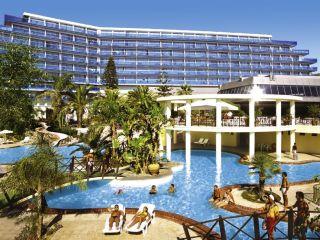 Faliraki im Calypso Beach Hotel