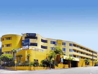 Urlaub Hermosa Beach im Quality Inn & Suites Hermosa Beach