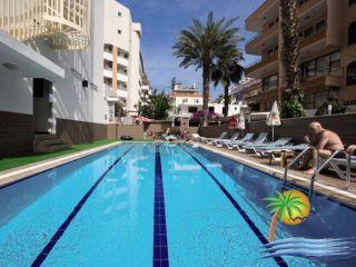 Alanya im Hotel Kleopatra Blue Hawaii