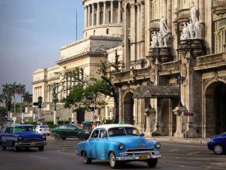 Havanna im Hotel Sevilla