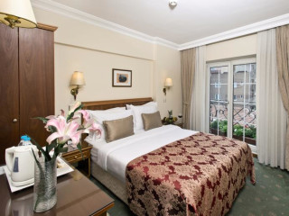Istanbul im Orient Express Hotel