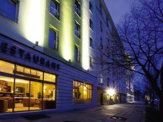 Prag im Plaza Prague Hotel