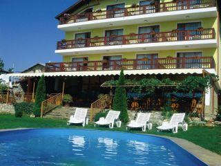 Urlaub Trakata im Residenzia Margarita