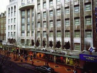 Urlaub Birmingham im Britannia Hotel Birmingham - New Street Station