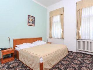 Prag im Hotel City Club