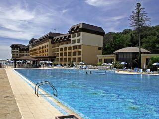 Urlaub Goldstrand im Riviera Beach Hotel