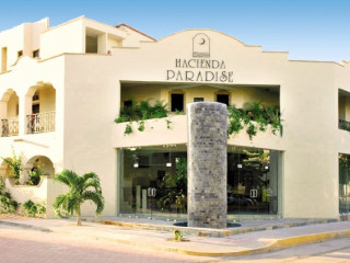 Playa del Carmen im Hacienda Paradise Boutique Hotel