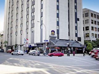 Montreal im Best Western Ville-Marie Hotel & Suites